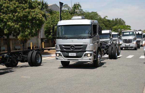 Medidas do Governo interrompem queda nas atividades de implementos rodoviários