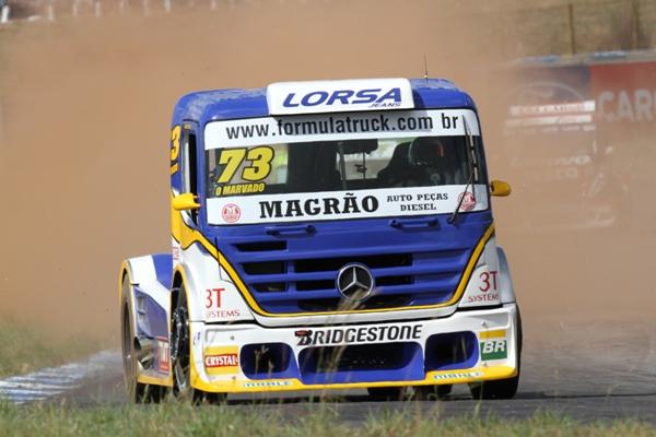 Fórmula Truck Leandro Totti