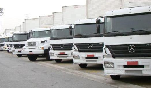 Mercado de Caminhões deve crescer em 2013