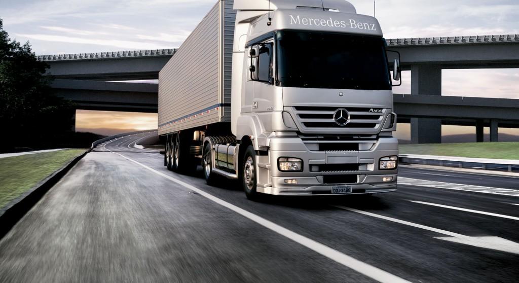 Comissão aprova sinalização diferenciada para caminhões