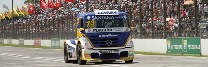 Mercedes-Benz Fórmula Truck