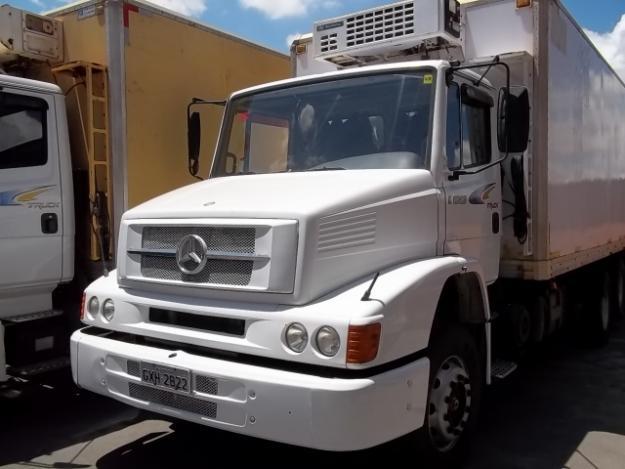 Caminhões Excesso de carga