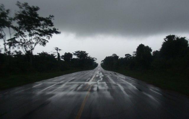 Ministério dos Transportes monitoram estradas afetadas pela chuva