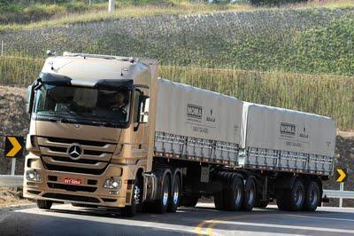 Projeto de Lei pode modificar pesagem nas estradas