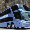 Ônibus da Mercedes-Benz para Viação Águia Branca