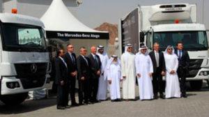 Caminhão-Mercedes-Benz-Arábia